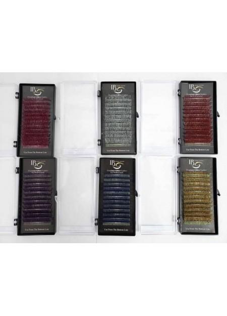 IB Premium Glitter Mink - .15J MIX (9mm-12mm)