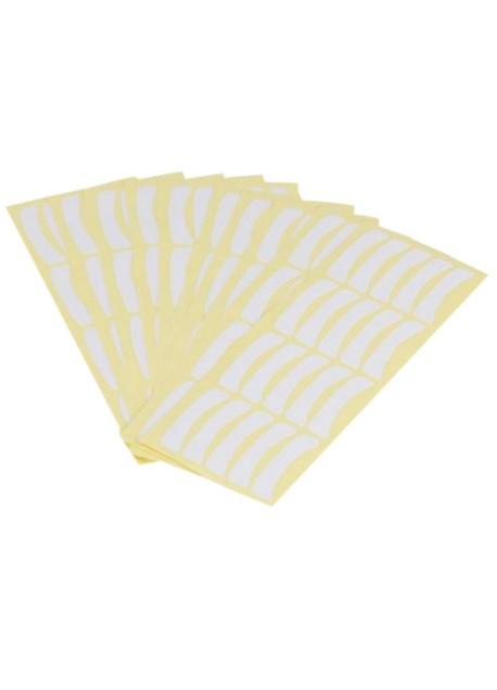 Crescent/Straight Edge Under Eye Adhesive Sticker (100 pairs)