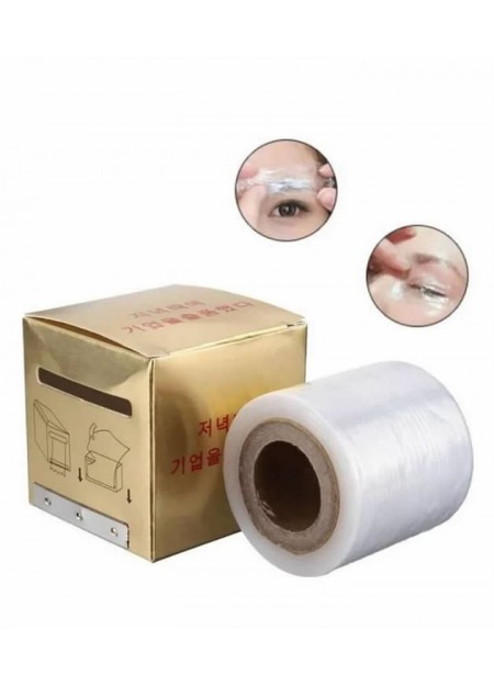 Microblading Plastic Wrap Preservative Numbing Film for Permanent Makeup Tattoo EYEBROW