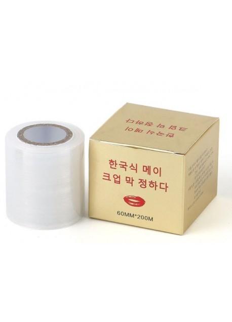 Microblading Plastic Wrap Preservative Numbing Film for Permanent Makeup Tattoo LIP