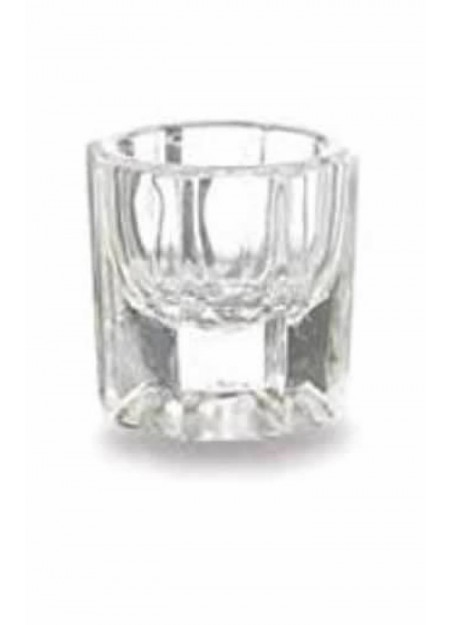 Crystal Glass Mixing Dish