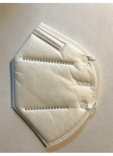 Disposable Breathing Protection 5-Layer KN95 Face Mask (1pc)
